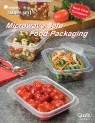 Smart Set Pro Microwave Safe Containers - Genpak