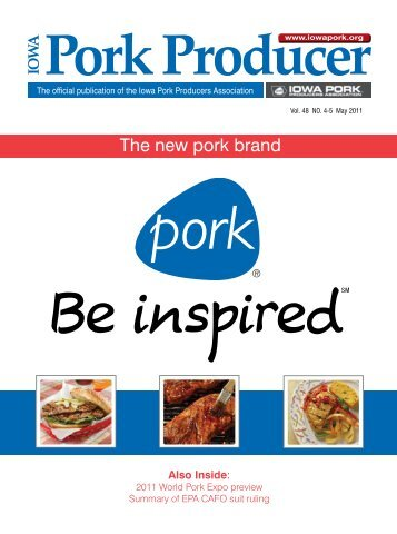 May 2011 - Iowa Pork Producers Association