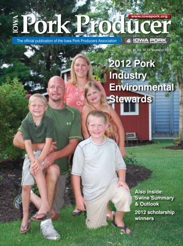 November 2012 - Iowa Pork Producers Association