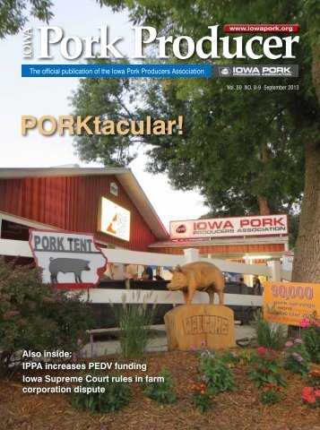 September 2013 - Iowa Pork Producers Association