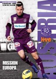 SC Wr. Neustadt - FK Austria Wien