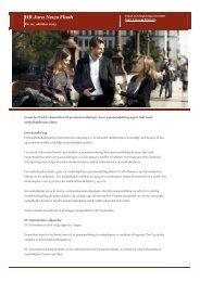 HR-Jura News Flash Læs seneste nyhedsbrev - Bruun Hjejle