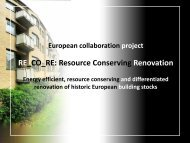 Sustainable Renovation - GovernEE
