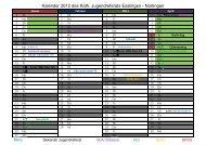 Kalender 2012 - Jugendreferat-es-nt.de