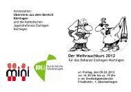 Der Weihrauchkurs 2012 - Jugendreferat-es-nt.de