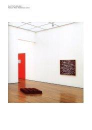 Kunst mit Schokolade Museum Ritter, Waldenbuch ... - Anja Luithle
