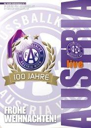 AUSTRIA LIVE 9 2011/12 - FK Austria Wien