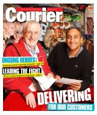 Courier March 2012 - myroyalmail