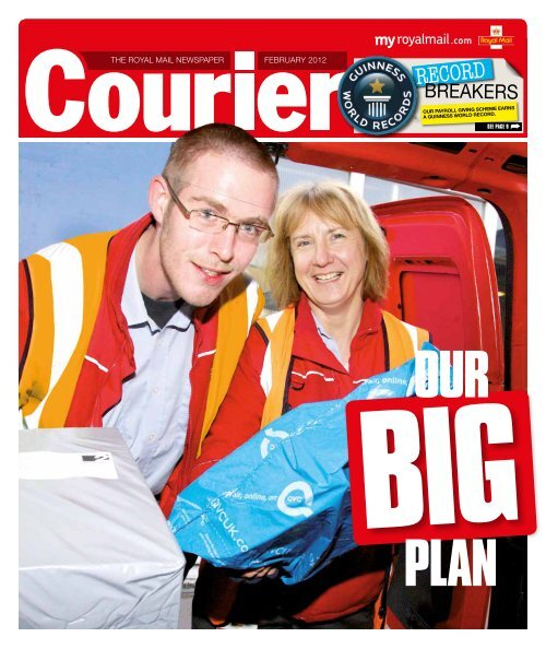 Courier February 2012 - myroyalmail