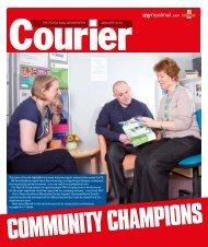 Courier January 2012 - myroyalmail