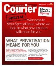 Courier July 2013 - myroyalmail