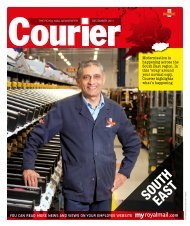 Courier December 2011 Modernisation Special - myroyalmail