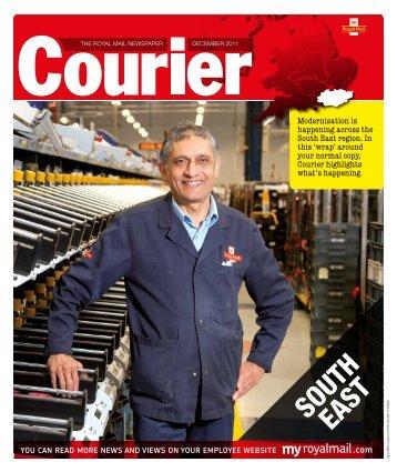 Courier December 2011 Modernisation Special - myroyalmail