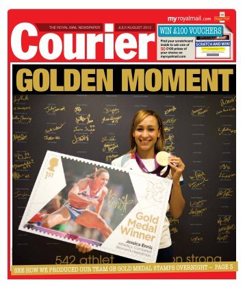 Courier July/August 2012 - myroyalmail