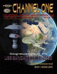 Channel One - Starfleet Region 1