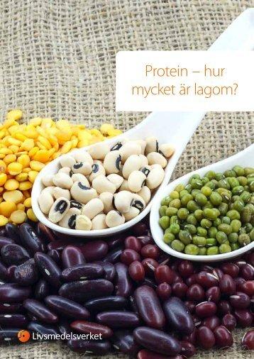 protein---hur-mycket-ar-lagom