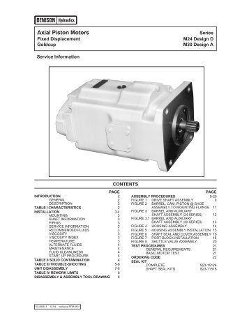 S2-AM121 - DDKS Industries, hydraulic components distributor