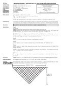 trekantssjal & matchende håndledsvarmere - Järbo Garn AB - Page 2