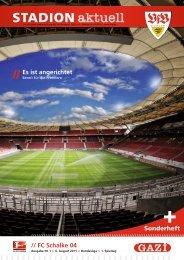 STADION - Vfb Stuttgart