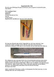 Kugelschreiber Filz