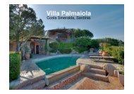 Villa Palmaiola - Sardinia Living