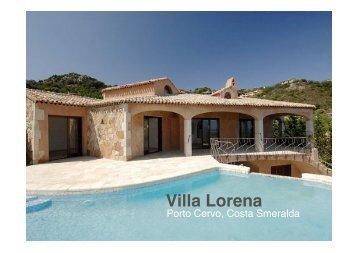 Villa Lorena - Sardinia Living