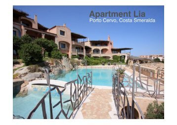 Apartment Lia - Sardinia Living
