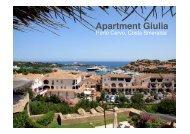 Apartment Giulia - Sardinia Living
