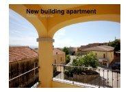 New building apartment - Sardinia Living