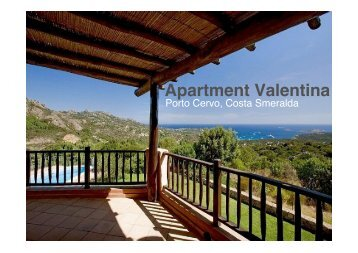 Apartment Valentina - Sardinia Living