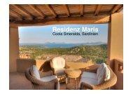 Residenz Maris - Sardinia Living
