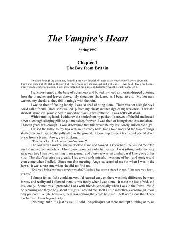 The Vampire's Heart - Roeder, Mark