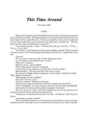 This Time Around - Roeder, Mark