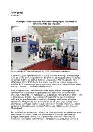 Powergrid foca no consumo eficiente de energia para ... - Messe Brasil