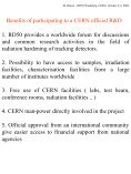 1st RD50 Workshop on Radiation Hard Semiconductor ... - CERN - Page 3