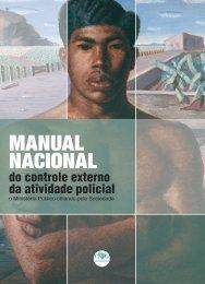 Manual Nacional do Controle Externo da Atividade Policial (CNPG)