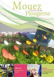 2008-2011 D'un projet à l'autre Festival Paroles en ... - Plouguerneau