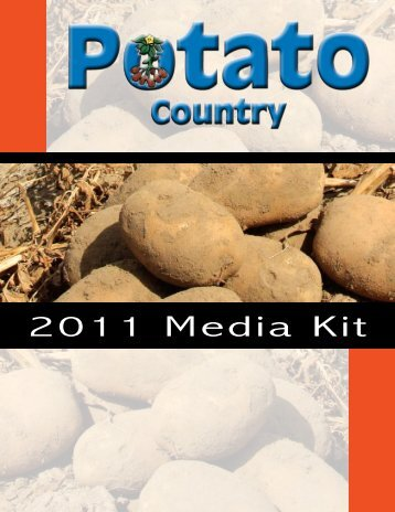 2011 Media Kit - Columbia Publishing & Design