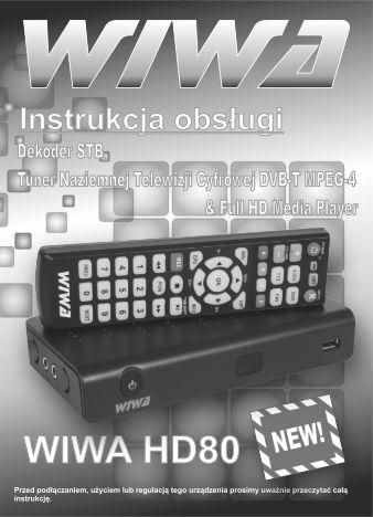 Instrukcja obsługi - Sat-Serwis