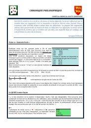 lire la nouvelle chronique du mois de mars 2012. - Comité de Bridge ...