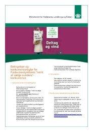 Betingelser og konkurrenceregler for ... - noeglehullet.dk