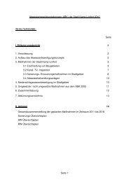 Seite 1 Abwasserbeseitigungskonzept (ABK) der Stadt Kamp-Lintfort ...