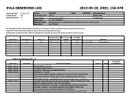 evla observing log 2013-05-20_0303_13a-078 - Very Large Array