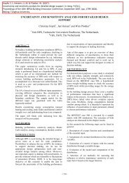 UNCERTAINTY AND SENSITIVITY ANALYSIS FOR DETAILED ...