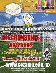 El Anunciante de Coacalco Edición 18 / Febrero 2015