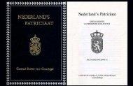Genealogie Pekelharing - Marres
