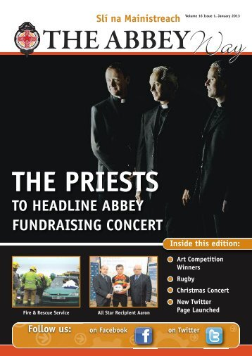 THE PRIESTS - The Abbey Christian Brothers' Grammar School