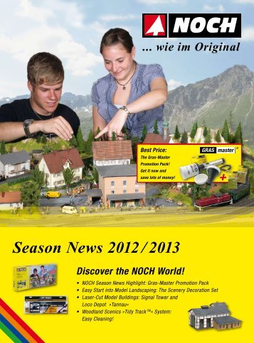 Season News 2012 / 2013 - Noch