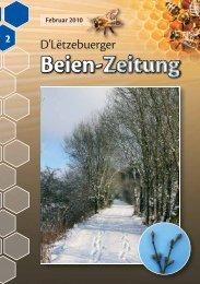BZ 2010-02.pdf - Luxemburger Landesverband für Bienenzucht