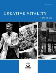 Oregon - The Western States Arts Federation